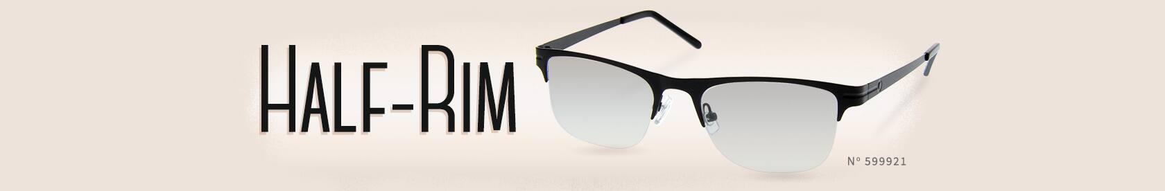 Half-Rim, frame #599921