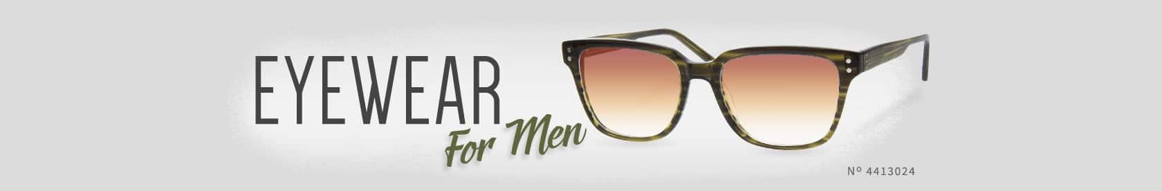 Men's Eyeglasses. Frame #4413024
