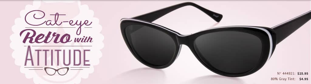 Cat-eye, Retro with Attitude, frame #444921