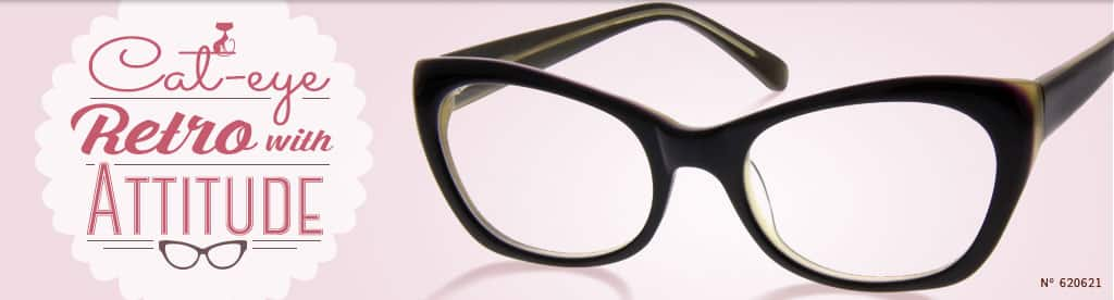 Cat-eye, Retro with Attitude, frame #620621