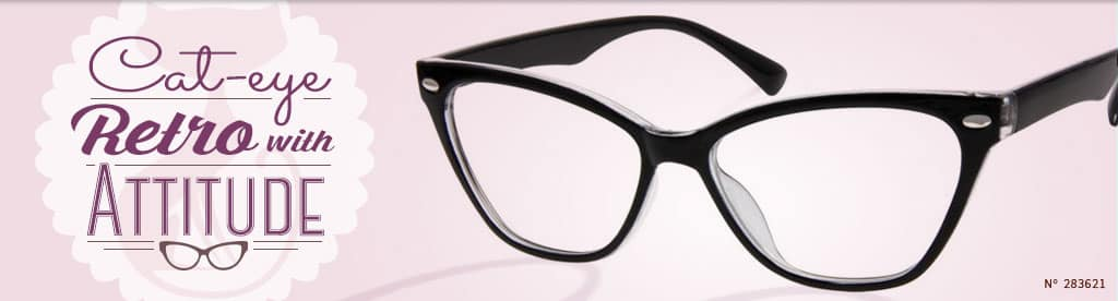 Cat-eye, Retro with Attitude, frame #283621