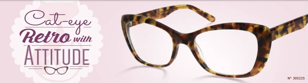 Cat-eye, Retro with Attitude, frame #305225