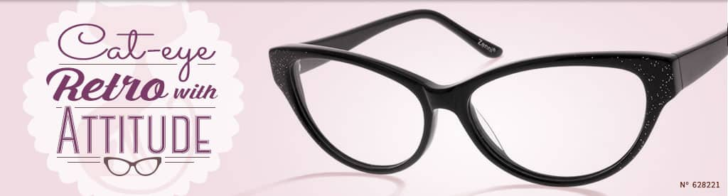 Cat-eye, Retro with Attitude, frame #628221