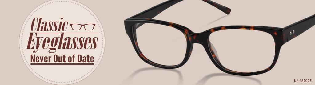 Classic Glasses, frame #604625