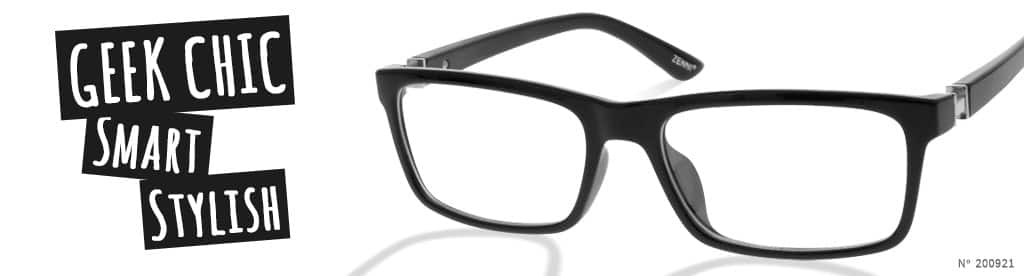 Geek Chic, Smart and Stylish, frame #200921