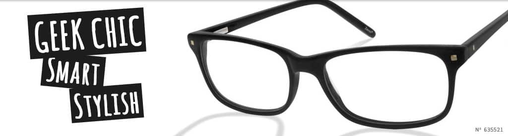 Geek Chic, Smart and Stylish, frame #635521