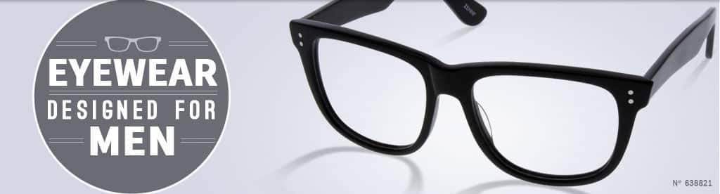 Men's Eyeglasses. Frame #638821