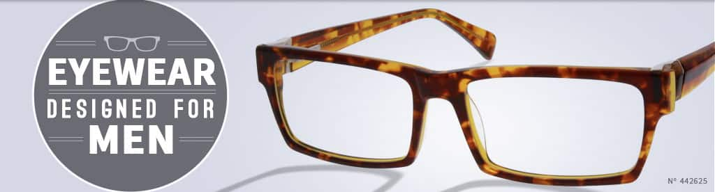 Men's Eyeglasses. Frame #442625