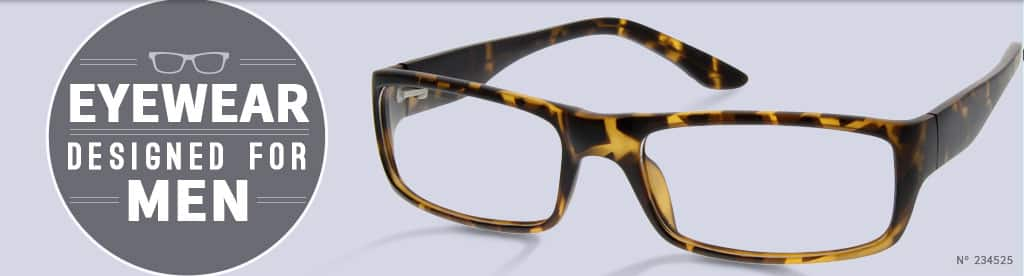 Men's Eyeglasses. Frame #234525