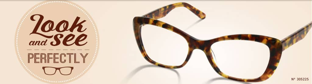 Eyeglass Frames for Women. Frame #305226