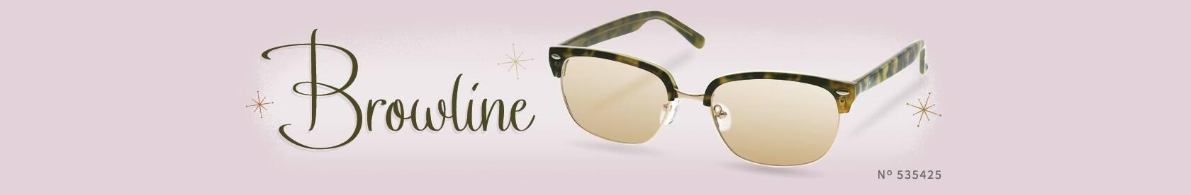 Browline Glasses Zenni Optical : Browline Style Browline Glasses Zenni Optical