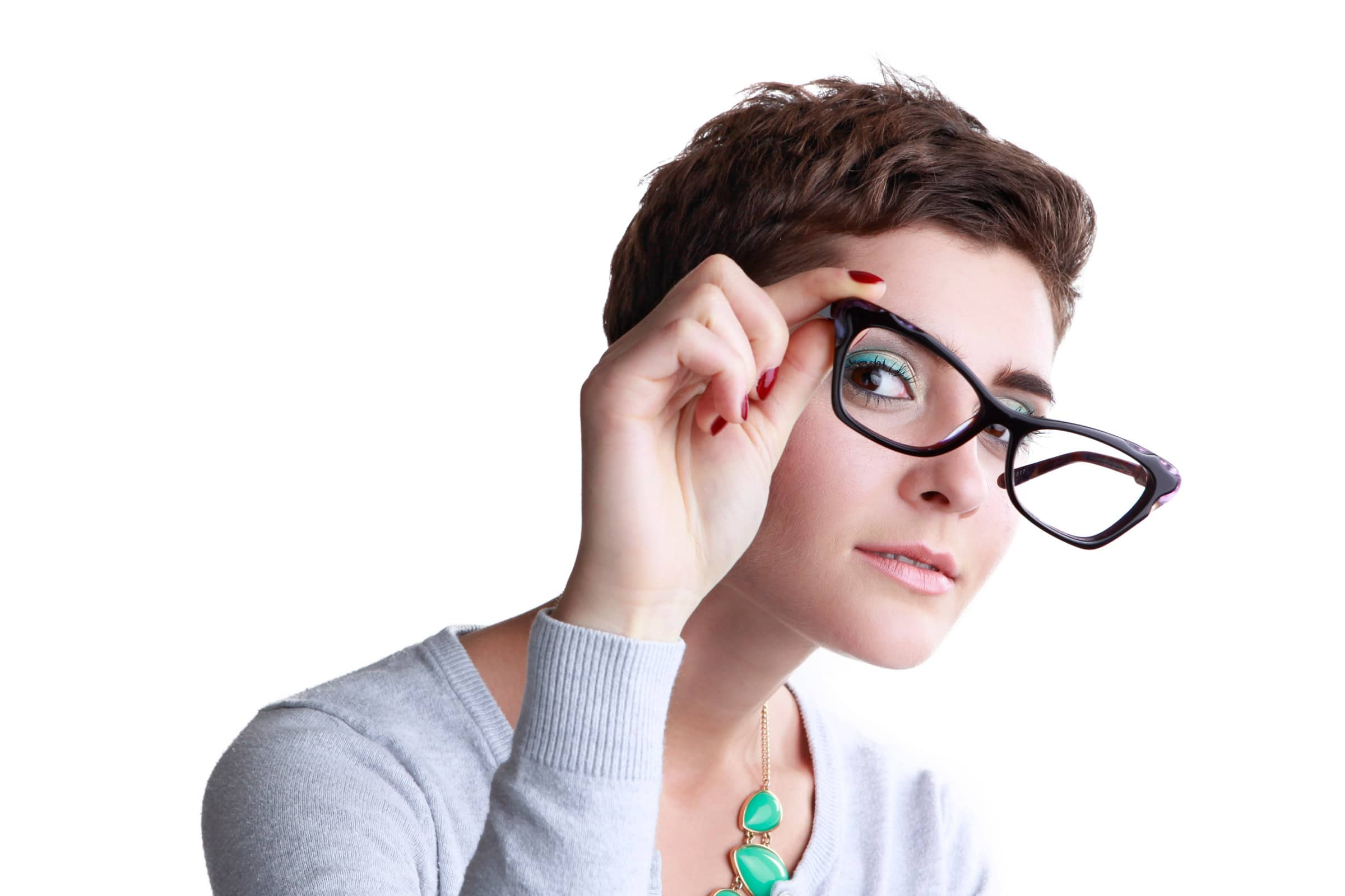 Eyeglass Frames For Strong Prescriptions