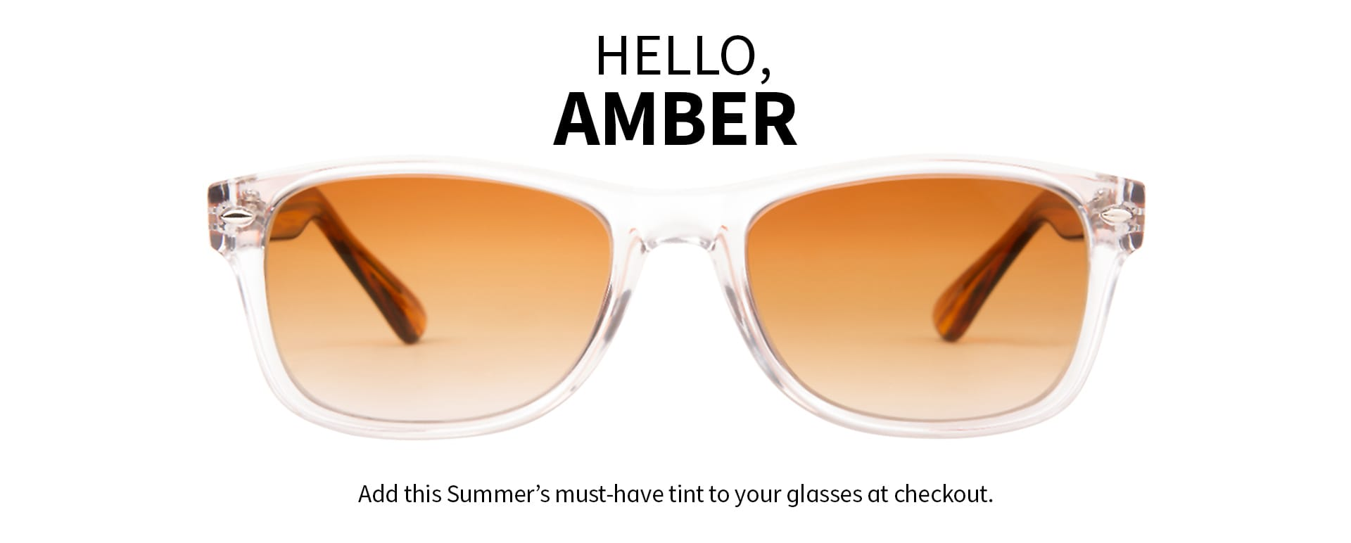 Amber Gradient | Zenni Optical