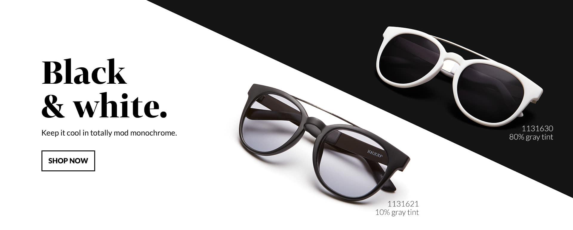Black and White | Zenni Optical