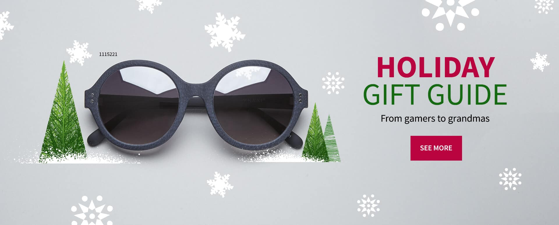 Holiday Gift Guide | Zenni Optical