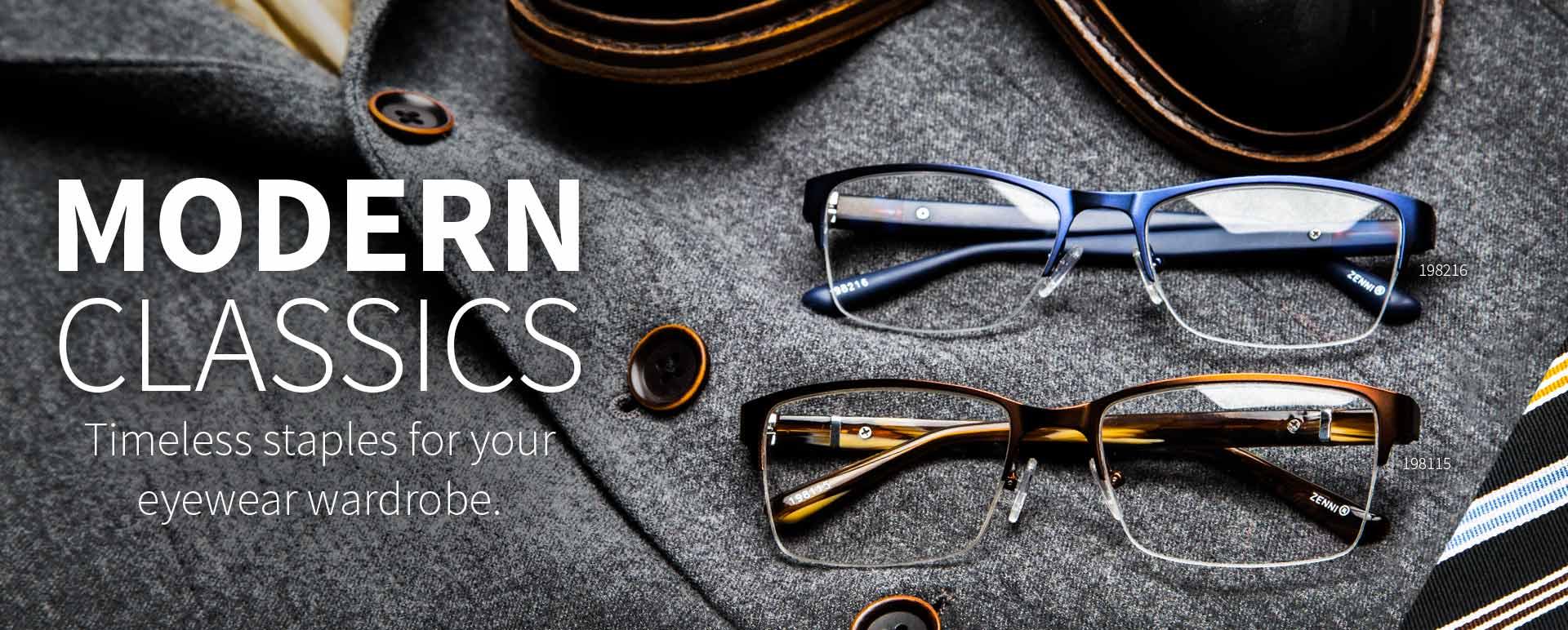 Classic Eyeglasses | Zenni Optical