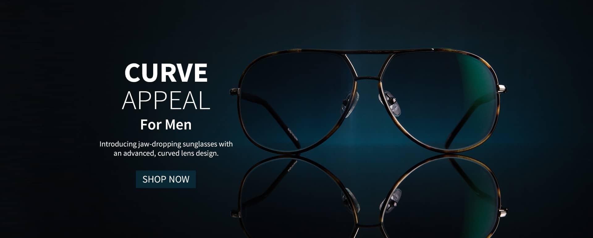 Premium Sunglasses For Men | Zenni Optical