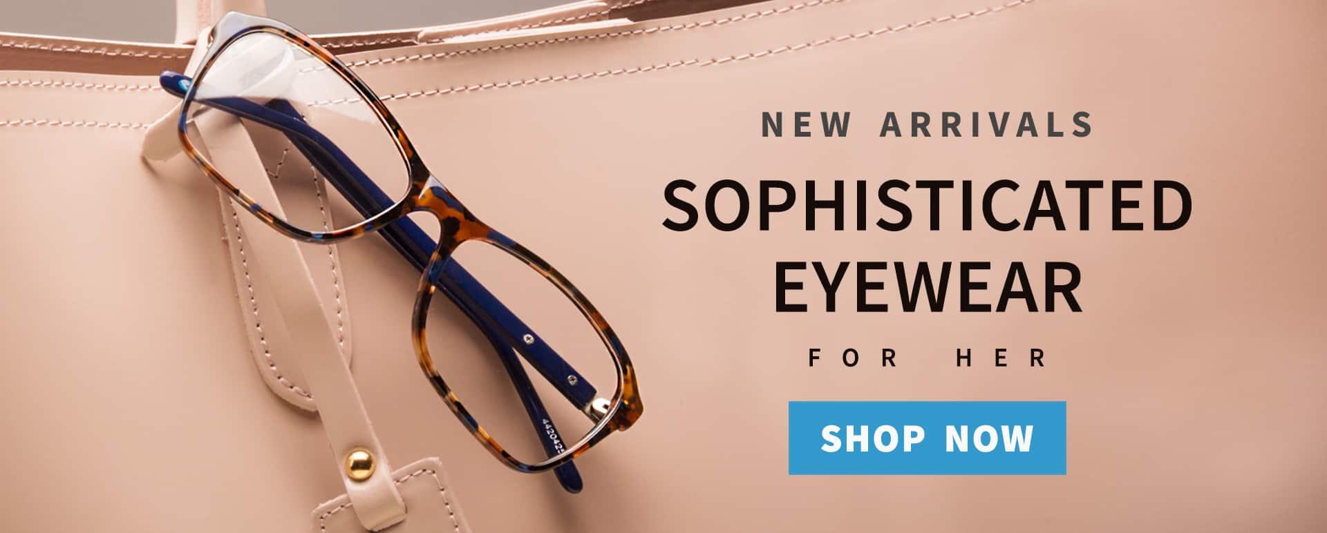 Sophisticated Eyewear| Zenni Optical