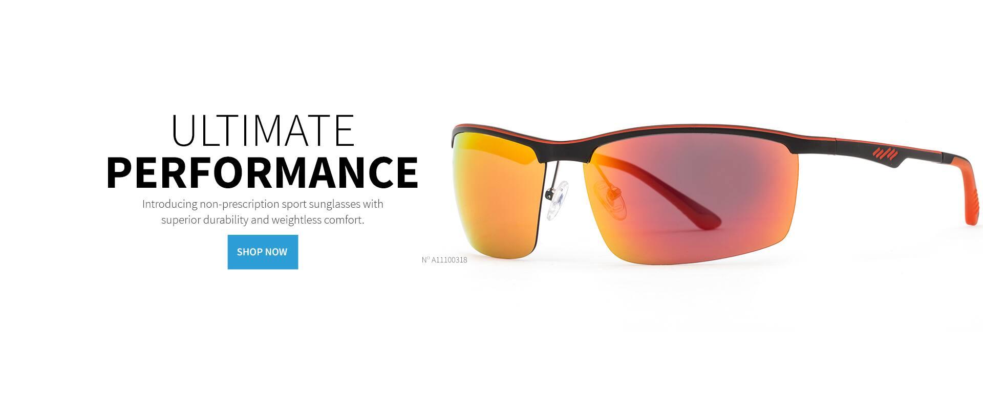 Sport Sunglasses | Zenni Optical