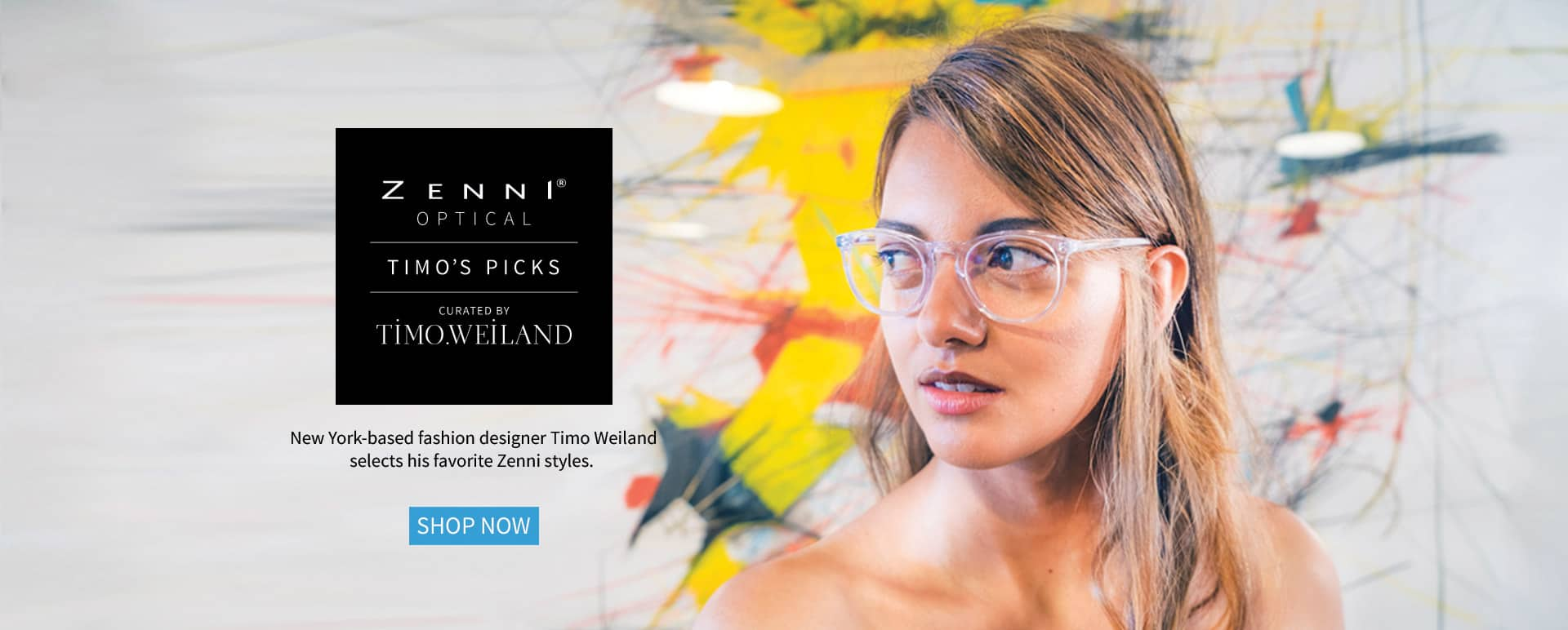 Timo's Picks | Zenni Optical