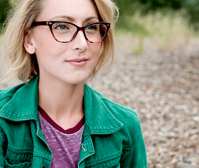 Affordable eyewear starting at $6.95
