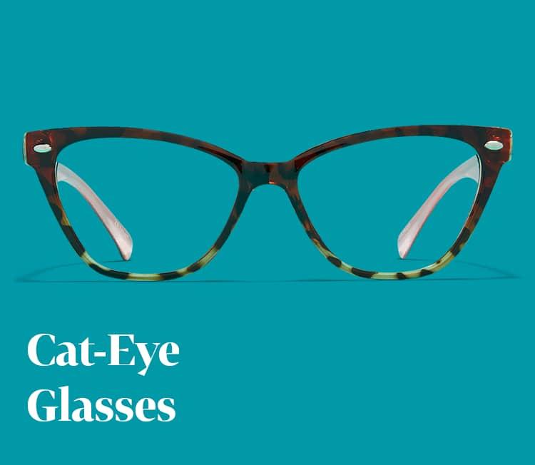 cat eye frame 626325