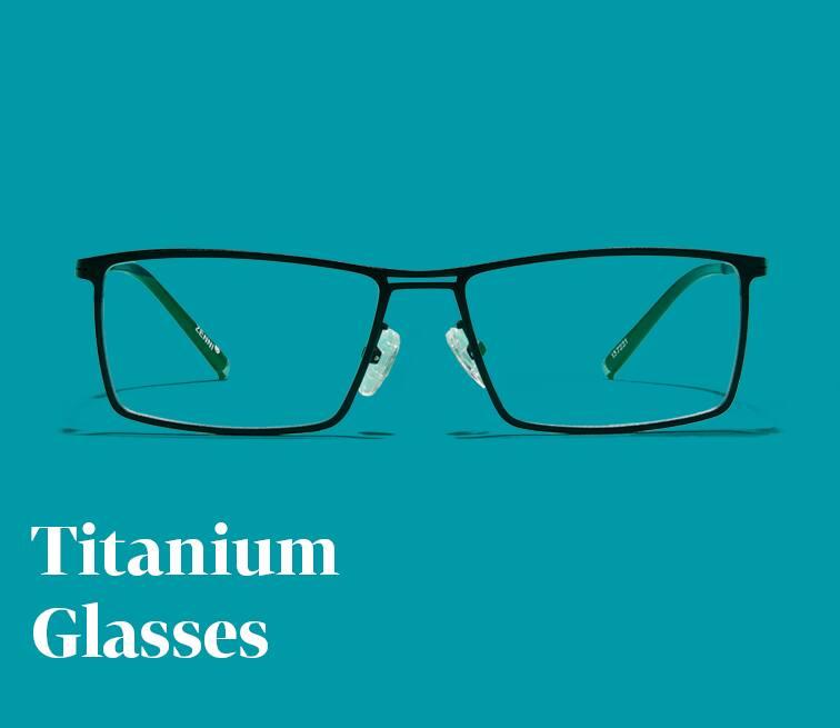 Titanium-Glasses