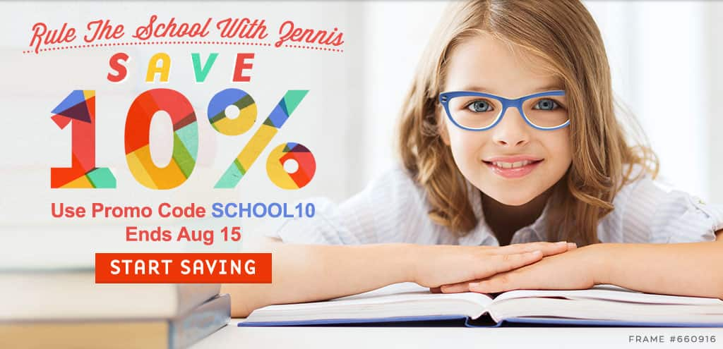 Rule The School With Zennis. 10% Off. Use Promo Code SCHOOL10