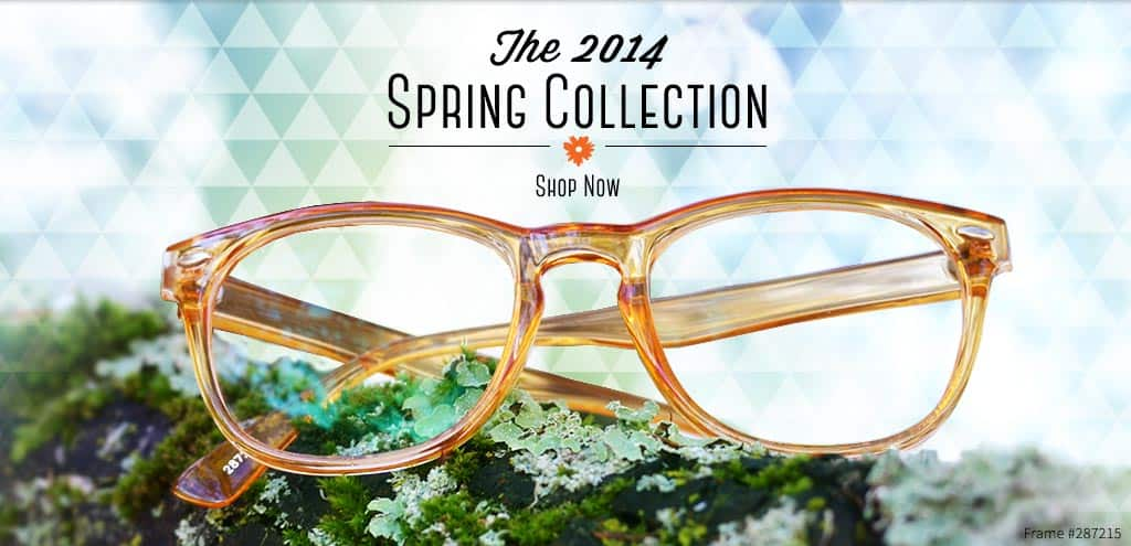 Spring Eyeglasses Collection