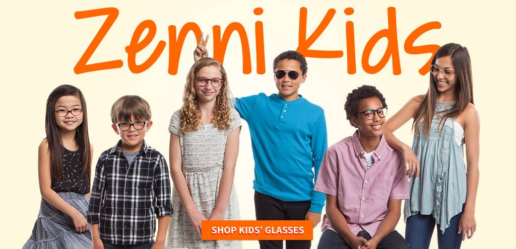 Shop Zenni Kids' Glasses
