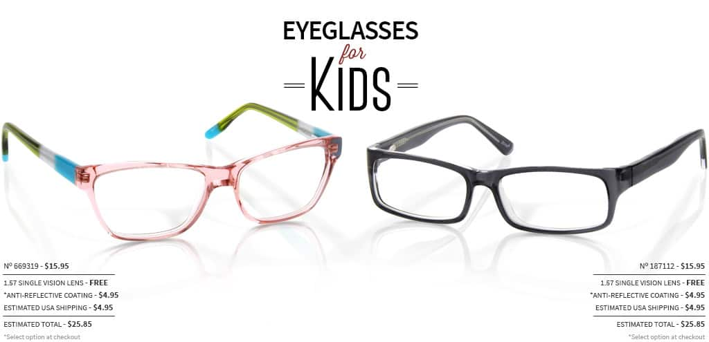 Eyeglasses For The Masses. Frame #287215