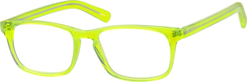Square Acetate Eyeglasses