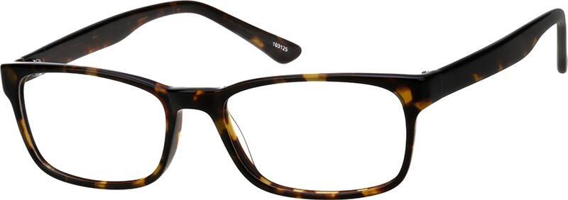 UnisexFull RimAcetate/PlasticEyeglasses #103125