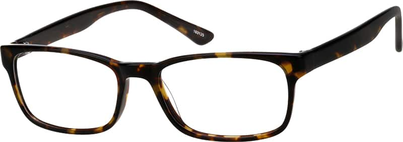 unisex-fullrim-acetate-plastic-rectangle-eyeglass-frames-103125
