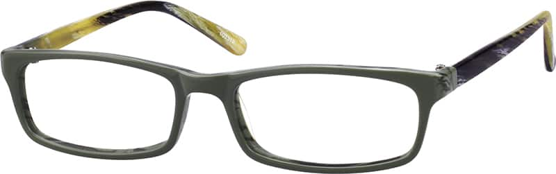 Men Full Rim Acetate/Plastic Eyeglasses #103312