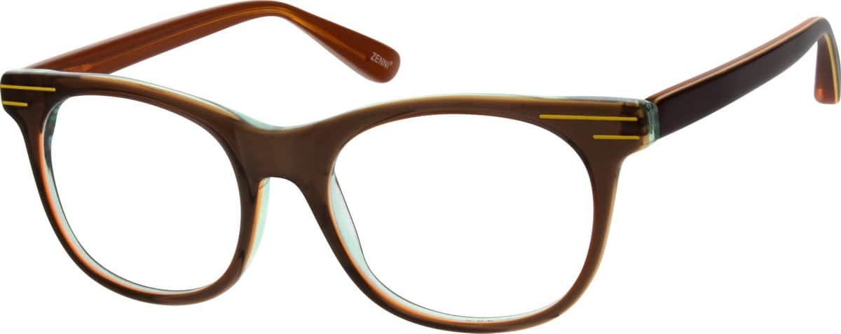 Acetate Full-Rim Frame