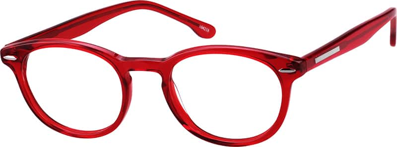Women's Round Eyeglasses