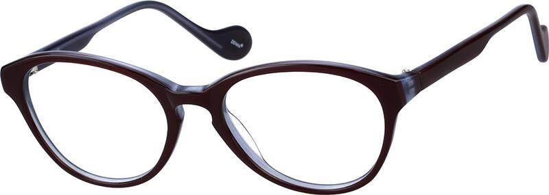 WomenFull RimAcetate/PlasticEyeglasses #105318