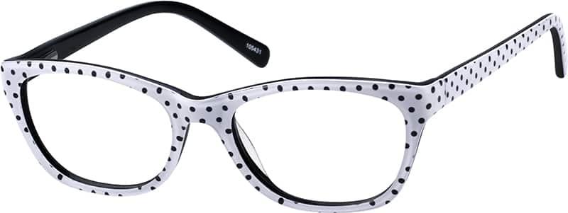 Zenni Optical Polka Dot Glasses : Zenni optical