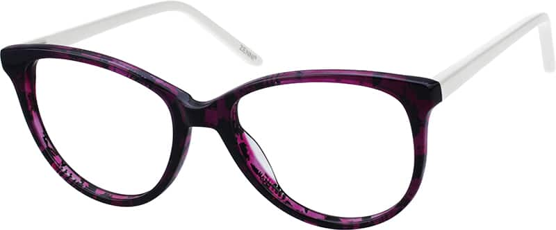 womens-fullrim-acetate-plastic-cat-eye-eyeglass-frames-105917