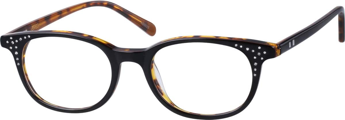 Women Full Rim Acetate/Plastic Eyeglasses #10600025