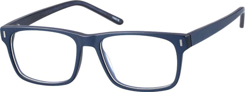 Men's Classic Square Eyeglasses