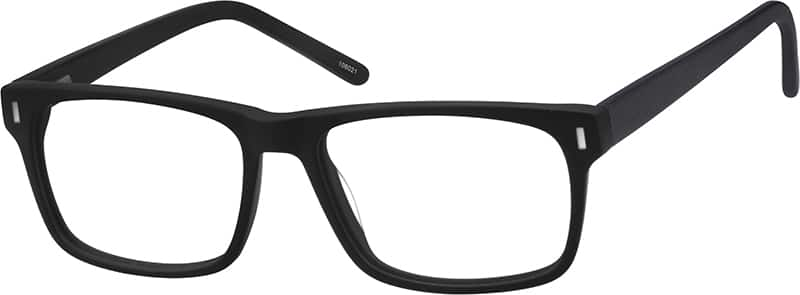 Men Full Rim Acetate/Plastic Eyeglasses #106021