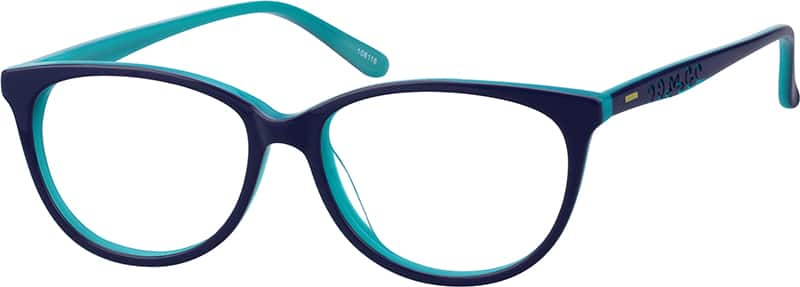 womens-fullrim-acetate-plastic-cat-eye-eyeglass-frames-106116