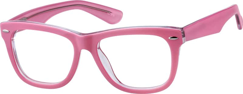 Pink Glasses Frames To Fight Breast Cancer | Zenni