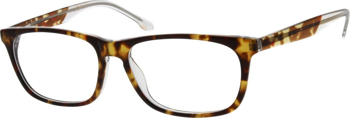 unisex-fullrim-acetate-plastic-wayfarer-eyeglass-frames-107525