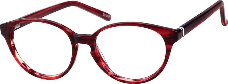 girls-fullrim-acetate-plastic-oval-eyeglass-frames-108118