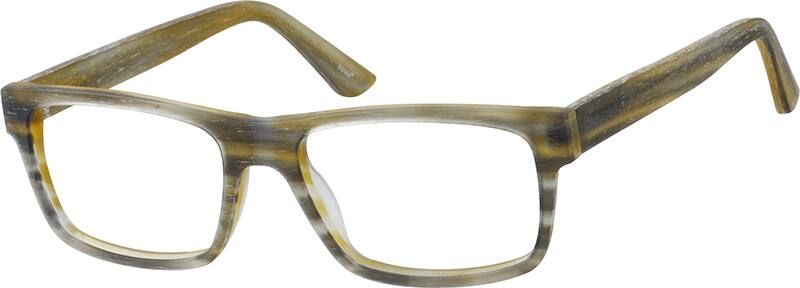 mens-fullrim-acetate-plastic-rectangle-eyeglass-frames-109724