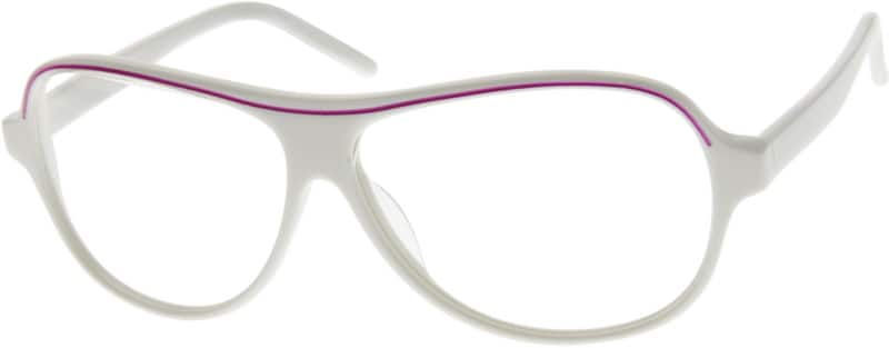 WomenFull RimAcetate/PlasticEyeglasses #110030