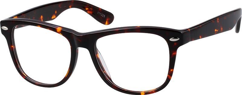 unisex-fullrim-acetate-plastic-square-eyeglass-frames-111325
